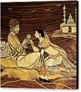 Omar Khayyam Canvas Print by Suhas Tavkar