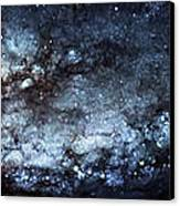 On The Galaxy Edge Canvas Print by The  Vault - Jennifer Rondinelli Reilly
