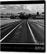 On The Road Canvas Print by Vilas Malankar