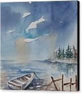 On The Rocks Canvas Print by Bobbi Price