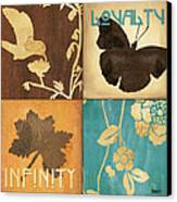 Organic Nature 3 Canvas Print by Debbie DeWitt
