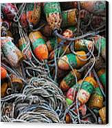 Organised Chaos Canvas Print by Elena Nosyreva