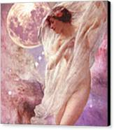 Orion's Dancer Canvas Print by Maureen Tillman