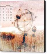Orrery Canvas Print by Bob Orsillo