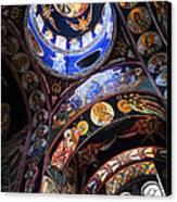 Orthodox Church Interior Canvas Print by Elena Elisseeva