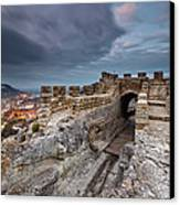 Ovech Fortress Canvas Print by Evgeni Dinev