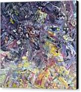 Paint Number 55 Canvas Print by James W Johnson