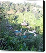Panviman Chiang Mai Spa And Resort - Chiang Mai Thailand - 011381 Canvas Print by DC Photographer