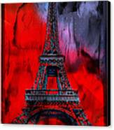 Paris Canvas Print by Christine Mayfield