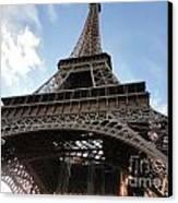 Paris France Canvas Print by Gregory Dyer