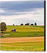 Pastoral Pennsylvania Canvas Print by Steve Harrington