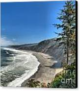 Patrick's Point Landscape Canvas Print by Adam Jewell