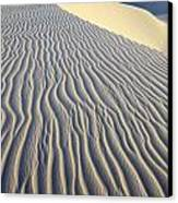 Patterns In The Sand Brazil Canvas Print by Bob Christopher