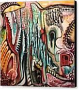 Phantasmagoria Canvas Print by Michael Kulick