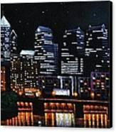 Phillie Canvas Print by Thomas Kolendra