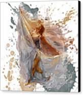 Phoenix Canvas Print by Alison Schmidt Carson