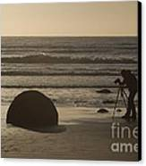 Photograph Canvas Print by Astrid Lenz