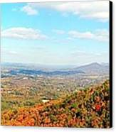 Pilot Valley Canvas Print by Kelvin Booker