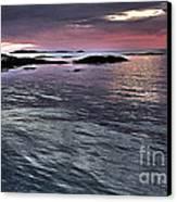 Pinkyblue Horizon 2 Canvas Print by Heiko Koehrer-Wagner