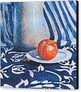 Pitcher With Fruit Canvas Print by Daydre Hamilton
