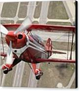 Pitts Special S-2b Canvas Print by Larry McManus