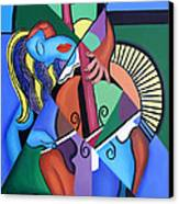 Play Me Canvas Print by Anthony Falbo