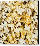 Popcorn - Featured 3 Canvas Print by Alexander Senin