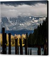 Potential - Landscape Photography Canvas Print by Jordan Blackstone