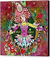 Pranceitude Canvas Print by Aimee Stewart