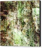 Precipice - Abstract Art Canvas Print by Jaison Cianelli