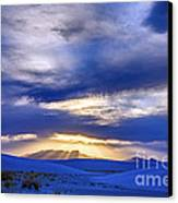 Presence Canvas Print by Scotts Scapes