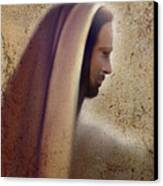 Prince Of Peace Canvas Print by Kume Bryant