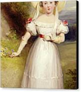 Princess Victoria Canvas Print by Stephen Smith