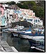 Procida Canvas Print by Marion Galt