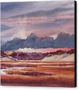 Provincelands Canvas Print by Karol Wyckoff