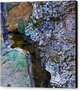 Purl Of A Brook 1 - Featured 3 Canvas Print by Alexander Senin