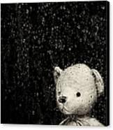 Rainy Days Canvas Print by Tim Gainey