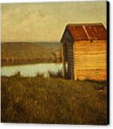 Ramshackle Canvas Print by Amy Weiss