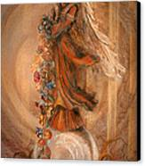 Raphael The Archangel Canvas Print by Natalia Lvova
