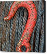 Red Hook Canvas Print by John Shaw