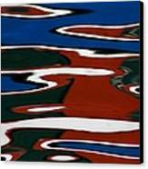 Red White And Blue I Canvas Print by Heidi Piccerelli