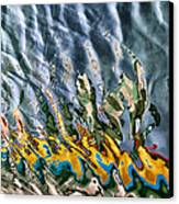 Reflections Canvas Print by Stelios Kleanthous