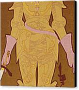 Reproduction Of A Poster Advertising Canvas Print by Georges de Feure