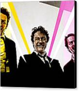 Reservoir Dogs Canvas Print by Jeremy Scott