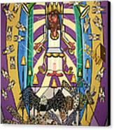 Revelation Chapter 4 Canvas Print by Anthony Falbo