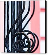 Rhythm Of Architecture - Vertical Format Canvas Print by Alexander Senin