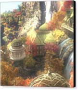 Rivendell Canvas Print by Cynthia Decker