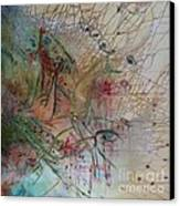 River Canvas Print by Avonelle Kelsey