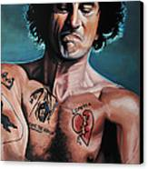 Robert De Niro In Cape Fear Canvas Print by Paul Meijering