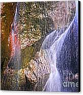 Rocks And Water Canvas Print by Elena Elisseeva